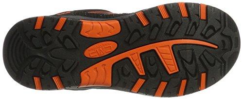 C.P.M. Rigel, Chaussures de Randonnée Basses Mixte Adulte Noir (Asphalt)