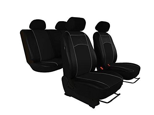POK-TER-TUNING Maßgefertigte Sitzbezüge in Kunstleder 7 Farben für Focus MK1, MK2 und MK3