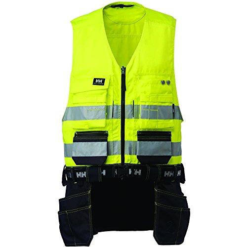 5-button Weste (Helly Hansen Weste BRIDGEWATER VEST 76170 Warnschutz 369 3XL)