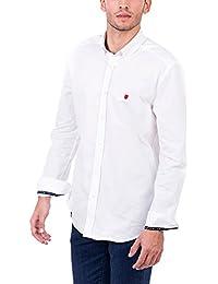 Polo Club Camisa Hombre Gentle Pure Plain