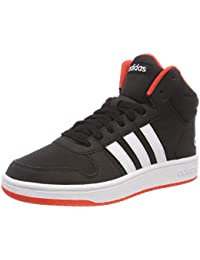 adidas Unisex Kids' Hoops Mid 2.0 K Gymnastics Shoes