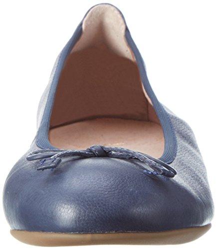 Unisa Ladies Acor_17_st Chiuso Ballerine Blu (oceano)