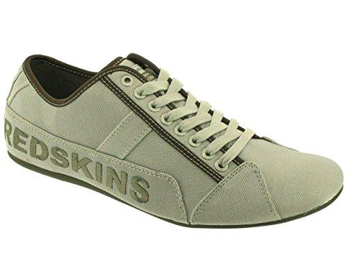 Redskins Tempo, Sneaker Uomo Gris