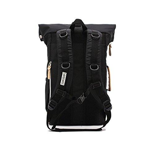 Z&N Camuffamento multifunzione all'aperto borsa a tracolla uomini e donne moda zaino viaggio di svago zaino tattico zaino militare camminando bagaglio palestra borsa borsa attrezzatura da campeggioArm black