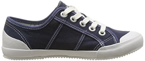 TBS - scarpe da ginnastica a collo alto  da donna Blu(Blue (Perse))
