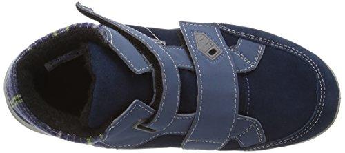Ricosta - Beyon, Sneaker alte Bambino Blu (Blau (pavone 146))