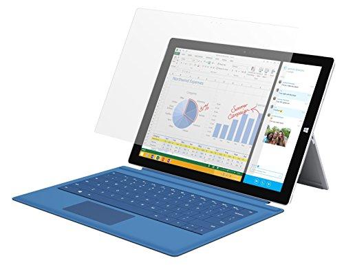 dipos I 3X Schutzfolie matt passend für Microsoft Surface Pro 3 Folie Displayschutzfolie