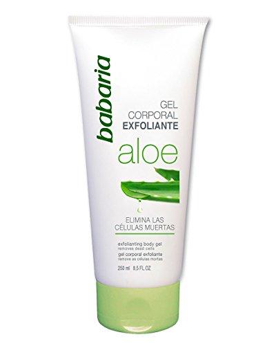Peeling-körper-gel (Babaria Peelingsgel für Körper Aloe Vera - 250 ml)