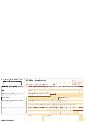Bits&Paper BP0108A - SEPA-Überweisung/Zahlschein inklusiv WinBankformular-Software