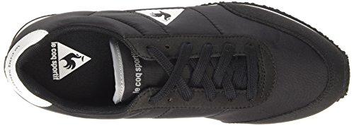 Le Coq Sportif Racerone Classic, Sneakers Basses homme Noir (Black)