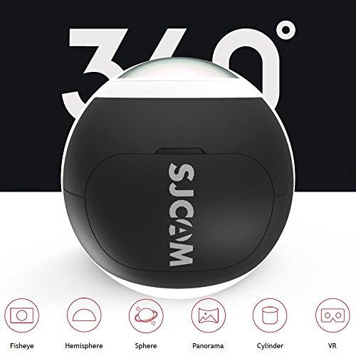 Original Sjcam Sj360 Camera 12mp Sony Imx206 Sensor 2k Mini Panoramic Camera 220 Degree Sport Vr Camera Wifi Action Camera Sport Dv Riding Recorder