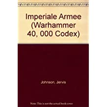 Imperiale Armee (Warhammer 40, 000 Codex)