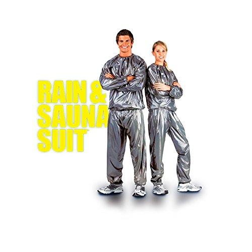 Traje Sauna Rain & Sauna Suit - XL