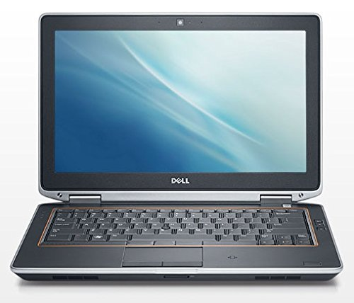 Dell Latitude E6320 Laptop 13.3-inch Notebook Intel Core i5 2.50GHz 4GB Ram 250GB HDD Genuine Windows 7 Professional Widescreen DVD+/-RW Wireless Lightweight WiFi