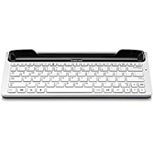 Samsung ECR-K12AWEGSTD Plus Tastatur Dock für Galaxy Tablet 7.0 weiss
