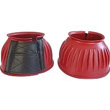 Norton campanas Soft doble velcro, rojo, medium