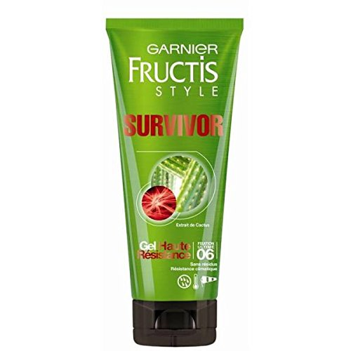 Fructis Style Gel survivor tube 200ml - ( Prix Unitaire ) - Envoi Rapide Et Soignée