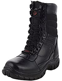PARA TROOPER Men's Leather Combat Boots