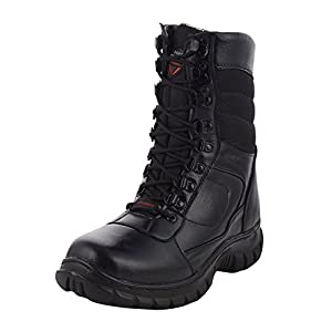 Para Trooper Men's Leather Combat Boots