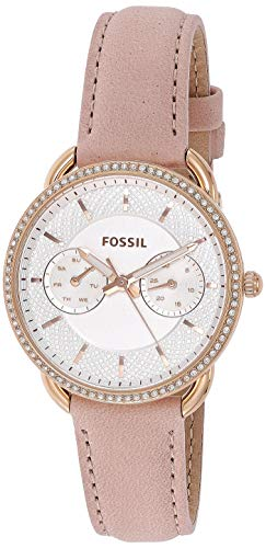 Fossil Analog Silver Dial Women's Watch - ES4393