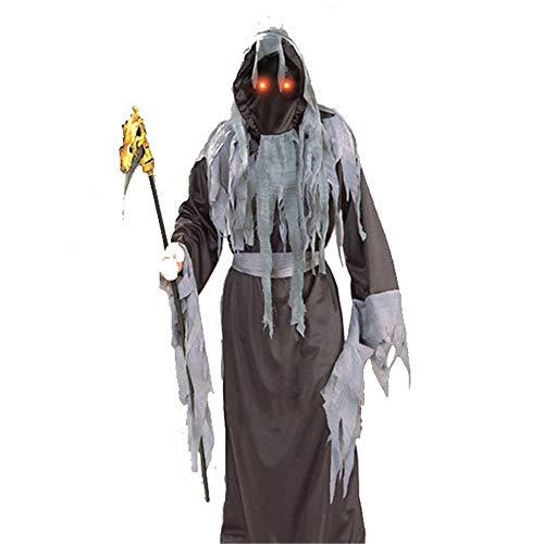 Bloody Deluxe Zombie Monster Urban Legend Kostüm, Masquerade Terror Venom Zombie Ghost Kleidung Kleidung, Männer und Frauen Pass ()
