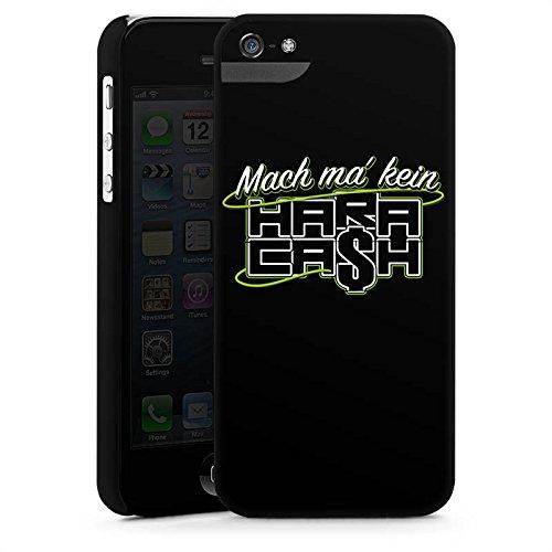 Apple iPhone X Silikon Hülle Case Schutzhülle Elotrix Zubehör Fanartikel Machmakeinharacash Premium Case StandUp