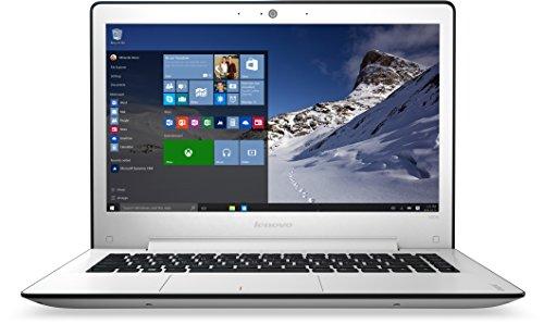 Lenovo Ideapad 13.3inch 13.3Full HD Anti Glare) Notebook (Intel Core i56200U 500S, 2.8GHz, 4GB RAM, 128GB SSD, Intel HD Graphics Keyboard Backlit Windows 10520Home–White White 4GB RAM + 500GB HDD