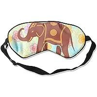 Elephant 99% Eyeshade Blinders Sleeping Eye Patch Eye Mask Blindfold For Travel Insomnia Meditation preisvergleich bei billige-tabletten.eu