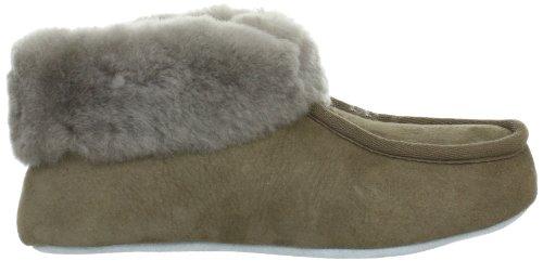 Shepherd MOA 724, Pantofole donna marrone (Brown - Braun (Stone 25))
