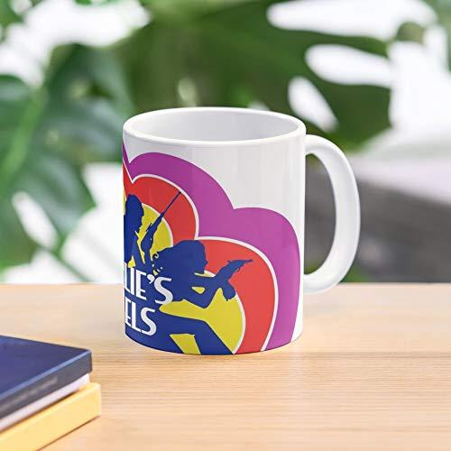 Angels Mug S Charlie Bestseller-Modegeschenk 11 Unze-Kaffeetasse für jeder