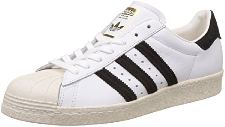 adidas Originals Superstar 80s Schuhe Herren Sneaker Turnschuhe Weiß BB2231  Größenauswahl:46