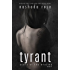 Tyrant (Scars of the Wraiths Book 2)
