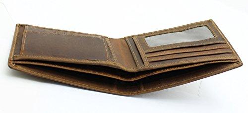 STARHIDE ,  Herren-Geldbörse Braun