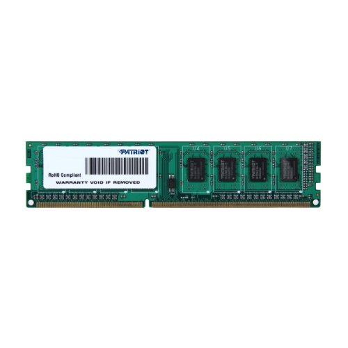 Patriot Memory 4GB PC3-10600 Speichermodul DDR3 1333 MHz - Speichermodule (4 GB, 1 x 4 GB, DDR3, 1333 MHz, 240-pin DIMM)