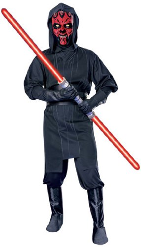Star Wars Herren Kostüm Darth Maul Größe ()