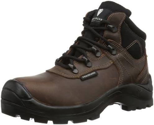 Maxguard CLINT 900232 - Zapatos de protección de cuero para unisex-adultos