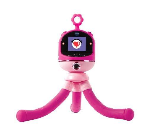 VTech Kidizoom Flix Roze - Electrónica para niños (Kids Multifunctional Gadget, Rosa, De plástico, CE, Genomineerd voor Speelgoed Van het Jaar 2017 Nederland, 5 año(s))