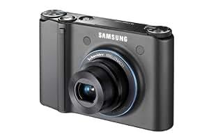 """Samsung NV24 HD Digitalkamera (10 Megapixel, 3-fach opt. Zoom, 2,5"""" Display, Bildstabilisator, HD-Video) schwarz inkl. Docking Station, HDMI-Kabel und Fernbedienung"""