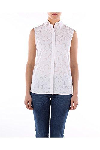 31222179V0032 Fred Perry Chemises Femme Coton Blanc Blanc
