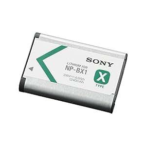 Sony NP-BX1 Batterie Rechargeable Série X pour Appareil Compact Cybershot