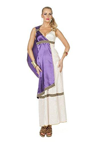 Wilbers Kostüm alte römische Göttin für Damen S - Luft Göttin Kostüm