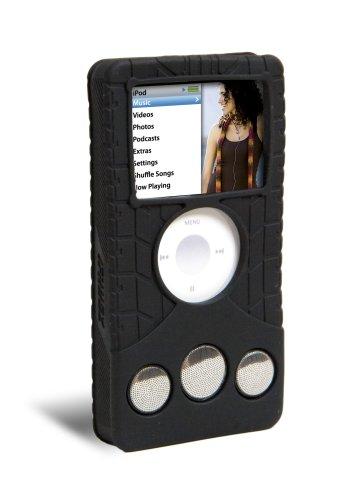 Ifrogz Nano (ifrogz Audiowrapz Treadz, für iPod Nano 3G, schwarz)