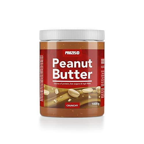 Prozis burro di arachidi, 1000 g, croccante