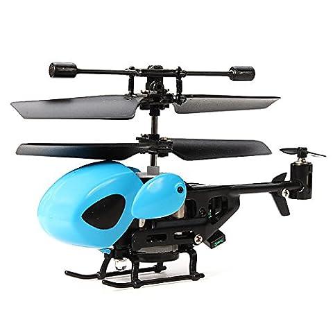 Bluelover QS QS5013 2.5CH Mini-Mikro-Fernsteuerung RC Helikopter