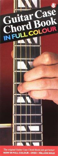 Guitar Case Chord Book in Full Colour Multipack -