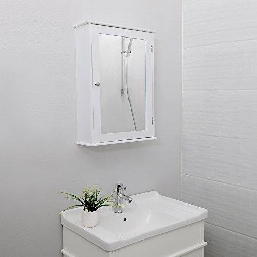 Bathroom Mirror Storage Cabinet
