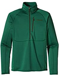 Patagonia R1 Pull 1/2 zip Homme French