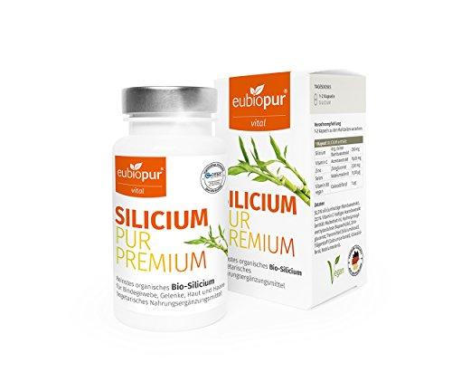 Silicium Silicium aus Bio-Bambus Silicium Kieselsäure