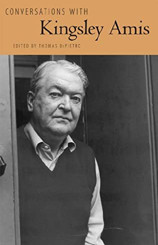 book cover of Conversations with Kingsley Amis