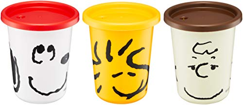 With Skater Straw Tumbler Three 320Ml Snoopy Face Peanuts Made In Japan S Jp F/S